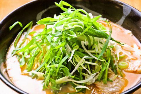 九条ねぎとラーメンの相性バツグン! 京野菜の魅力