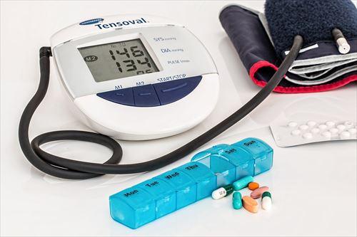 午前中に健康診断行ったんだが高血圧だったわ