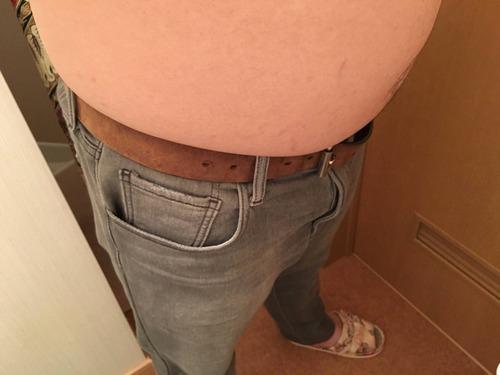 ワイついに体重が100kgを越える