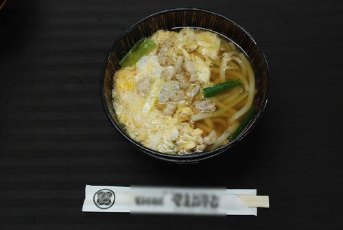 藤井四段、昼食に一杯730円のうどんを注文する