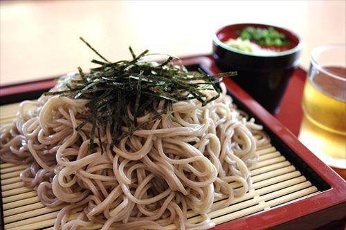 うどんと言えば香川県だけど蕎麦はどこが有名?