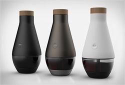 スマートフォンで醸造具合を確認しながら自宅でワインが作れるボトルが販売されるかもしれない