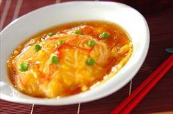チャーハン vs 天津飯