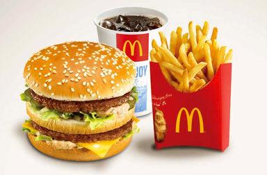 マクドナルドのセットに500円~700円も払うならラーメン食べたほうがマシじゃね?