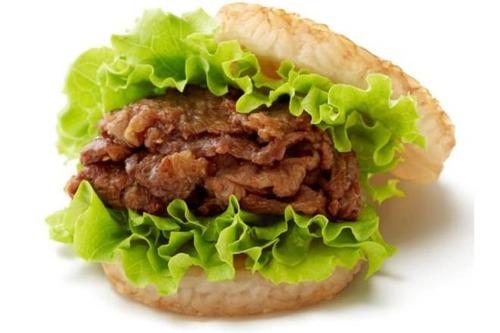モスバーガー、焼肉ライスバーガーを3年ぶりに復活