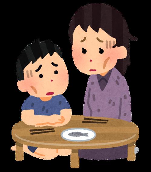 貧乏だと小麦粉を水で溶いて焼いて食うんだぜ ← NHK「リアルでやってるシングルマザー」