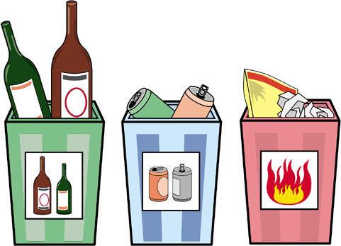 ゴミの分別ってほぼ無意味だろ ビン・カンとその他で分ければ十分なのに