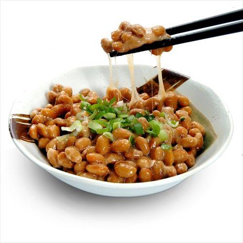 納豆って数回だけ混ぜた方が美味くね