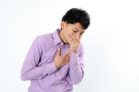 軽い逆流性食道炎、軽い胃炎だと言われました