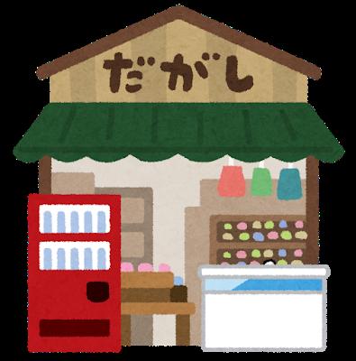 駄菓子屋が街から消えた理由