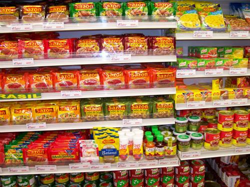 ブラジルのスーパーでは会計前に商品を飲み食いしてもOKらしい