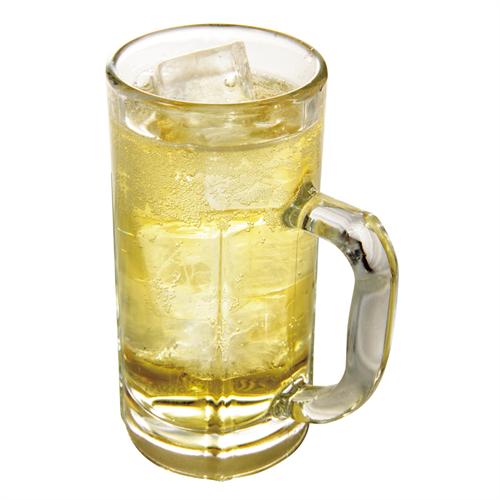 ビールよりハイボールの方が美味しいと思うんよ(´・ω・`)
