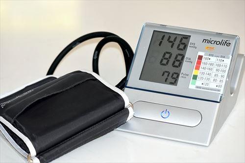 【悲報】ワイ27歳、検診で血圧が上159の下101