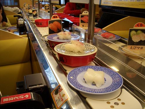 回転寿司のせいで個人の寿司屋さんが苦しんでる