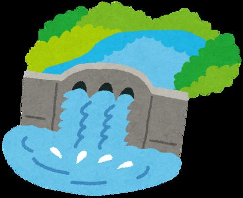 利根川の決壊を食い止めたのは八ッ場ダムだってよ