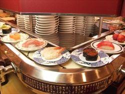 回転寿司ならぬ回転飯屋なんて開いてみたら儲かるんじゃなかろうか
