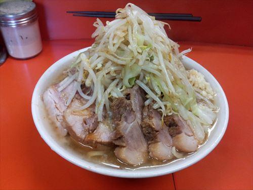 お昼に今流行りのいわゆる二郎系ラーメンわ食べてみたんだが