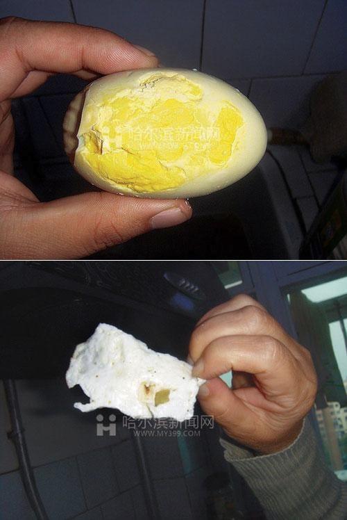 【中国】( `ハ´)「アヒルの卵を茹でたら異臭がして投げたらゴムボールみたいに跳ねた」