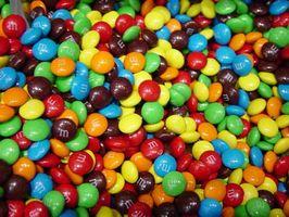 「チョコ菓子の合成着色料やめて」 米国で署名運動