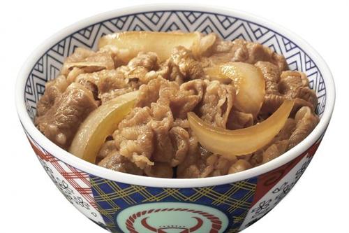牛丼並(350円)、牛丼大盛り(470円)←120円はどこから来たの?