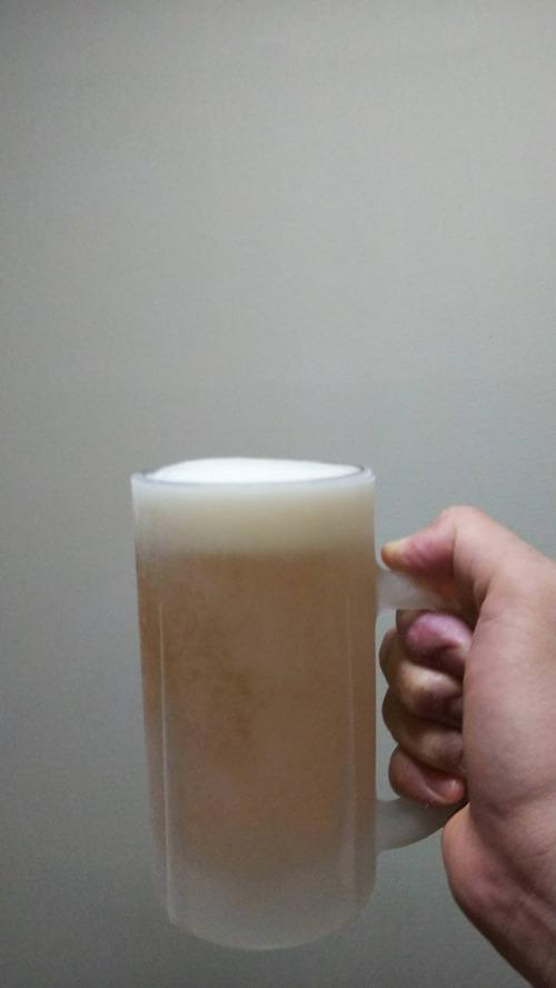 冷凍庫でビールジョッキ冷やしてる奴wwwwwwwwwwwwwwwwwwwwwwwwwwwwwwwwwwwwww