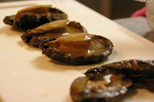 三大期待外れ高級食材、「アワビ」、「マツタケ」
