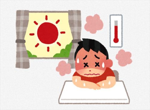 親がエアコン買ってくれないんだけど熱中症で死ぬのを狙ってるのかな?