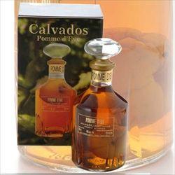 フランス、ノルマンディー地方で造られるリンゴが原料の蒸留酒「カルヴァドス」