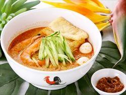 シンガポールの麺料理「ラクサ」、徐々に知名度上昇中!