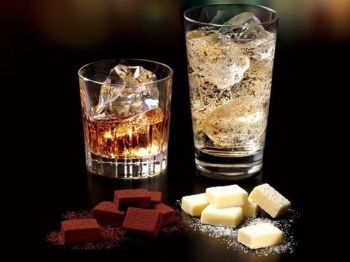 チョコとウイスキーって合うよね
