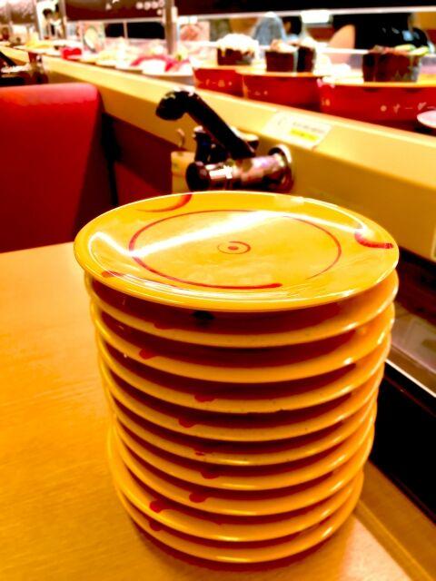 一人回転寿司ってソロレベルどれくらい?