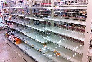 震災の時に水や米を買い占めてた奴等はいまどうしてるの?