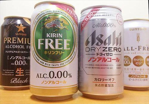 食事に合うノンアルコールの飲み物は