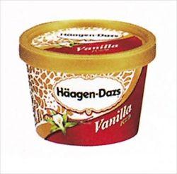 ハーゲンダッツで一番好きな味は「バニラ」