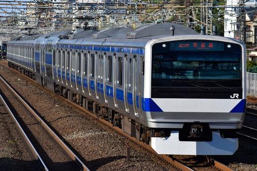 【悲報】常磐線の民度、ガチのマジで最悪