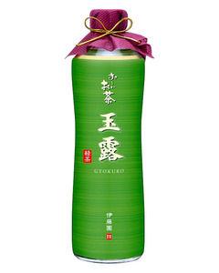 1本千円の「お~いお茶」発売 国産の厳選玉露を使用