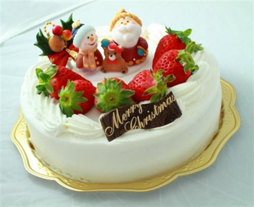 クリスマスケーキのノルマ、社員50個