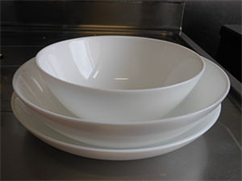ヤマザキ春のパン祭りの白いお皿とかいう異常な強度を誇る皿
