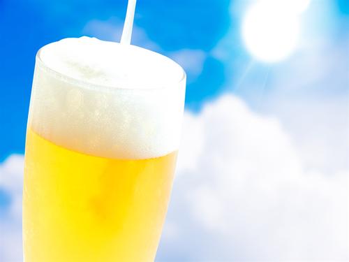 ワイ、ビールがぶ呑みマン。痛風対策に酒を変えることを決意