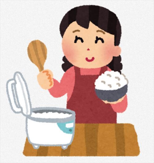 ひとり暮らしおまえら米炊いてる?