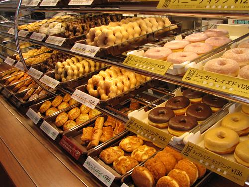 ミスタードーナツ史上、最高にうまい食べ物wwwwwww