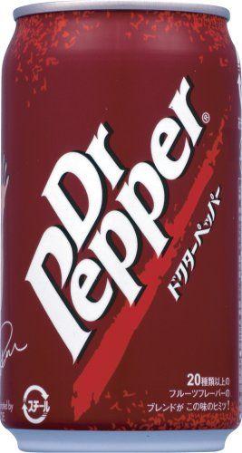ドクターペッパーの思い出