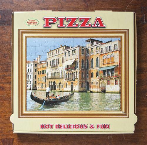 ピザの箱にとことん惚れ込んだ男 ピザの箱集めでギネス記録を持つ男性自慢のコレクション