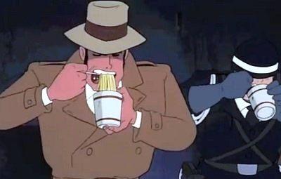 素人「カップヌードルは3分」中級者「1分40秒麺硬め」玄人「4分デロ麺」