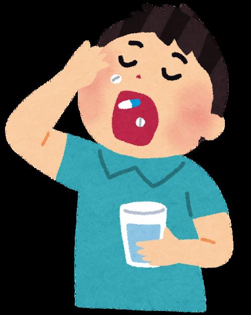 「薬は水以外で飲んじゃダメ」←これ意味わからんのやが