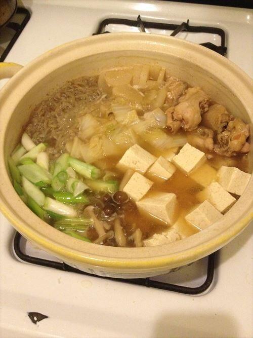 こう寒いと鍋料理食べたいけど材料費高くつくんだよな