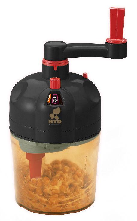 タカラトミーアーツさん 今年は納豆を究極においしくするマシンをリリース 424回かき混ぜるとウマイ