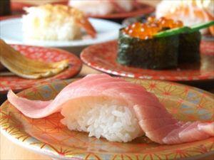 回転寿司は「一番安いネタが高原価でおトク」