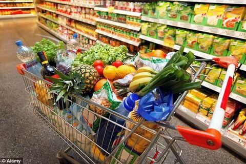 スーパーに行くと要らんもんまで買ってしまう・・・うぅ・・・