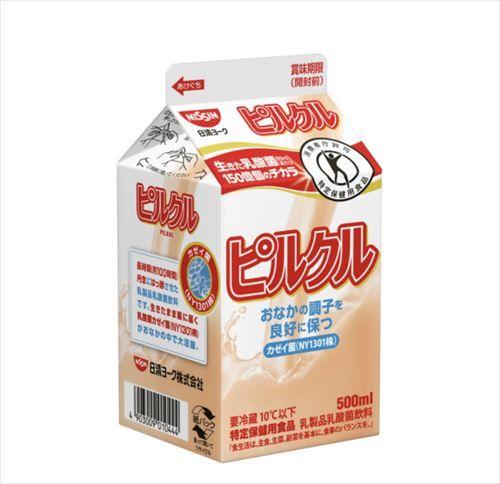 【朗報】わいピルクルを極めし者、ついにピルクルの一番美味しい飲み方を発見する。